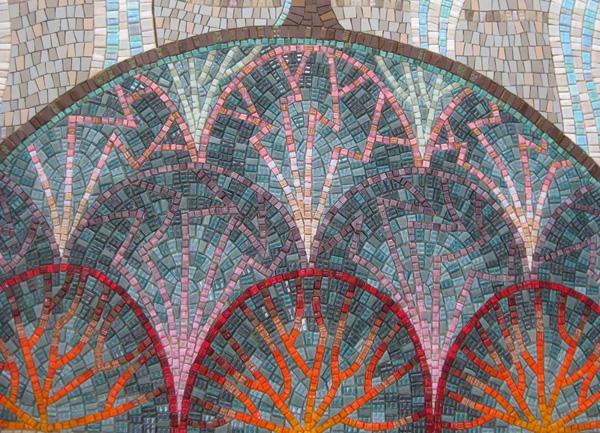 Emma Biggs Mosaic Cabot Place